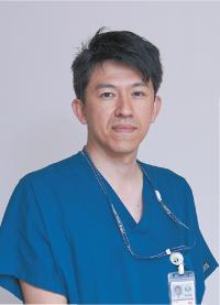 外科医長 長久 吉雄  ながひさ・よしお●2003年に産業医科大学卒業。日本外科学会認定外科専門医、日本消化器外科学会認定消化器外科専門医など。