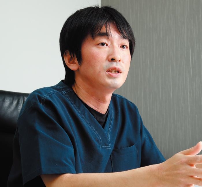 臨床工学技士  石川 宗治