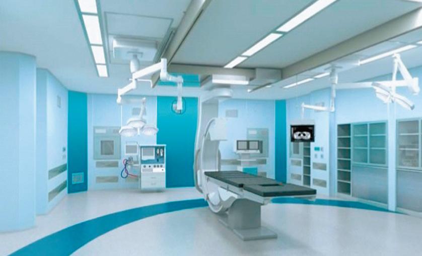 低侵襲脳神経センターのハイブリッド手術室